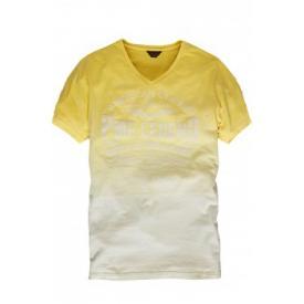 PME Legend PTSS43526 1003 t shirt Geel