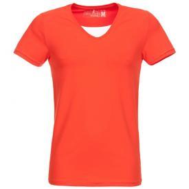 Heren shirt Sublevel V hals Oranje