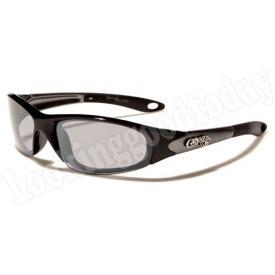 Xloop kinder zonnebril Reflected 2 tone Zilver