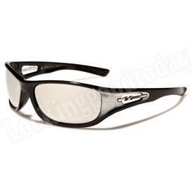 Xloop kinder zonnebril Reflected Zilver