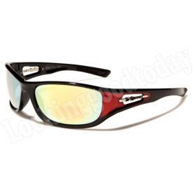 Xloop kinder zonnebril Reflected Red