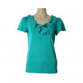 Anotherwoman T shirt hals detail